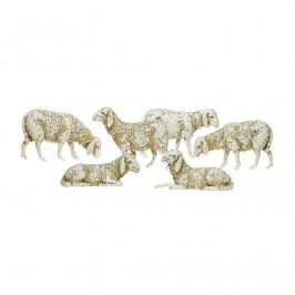Pecore Assortite per il Presepe
