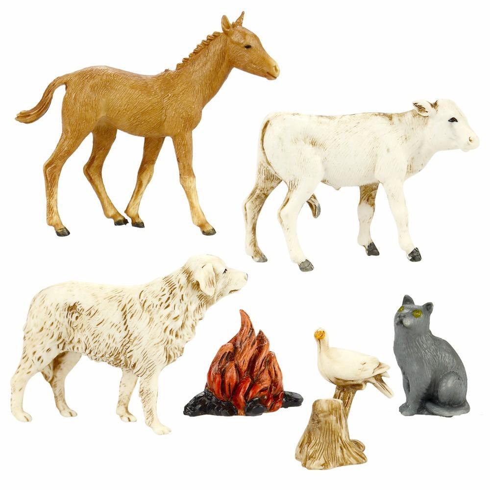 Animali e Fuoco Landi cm 10