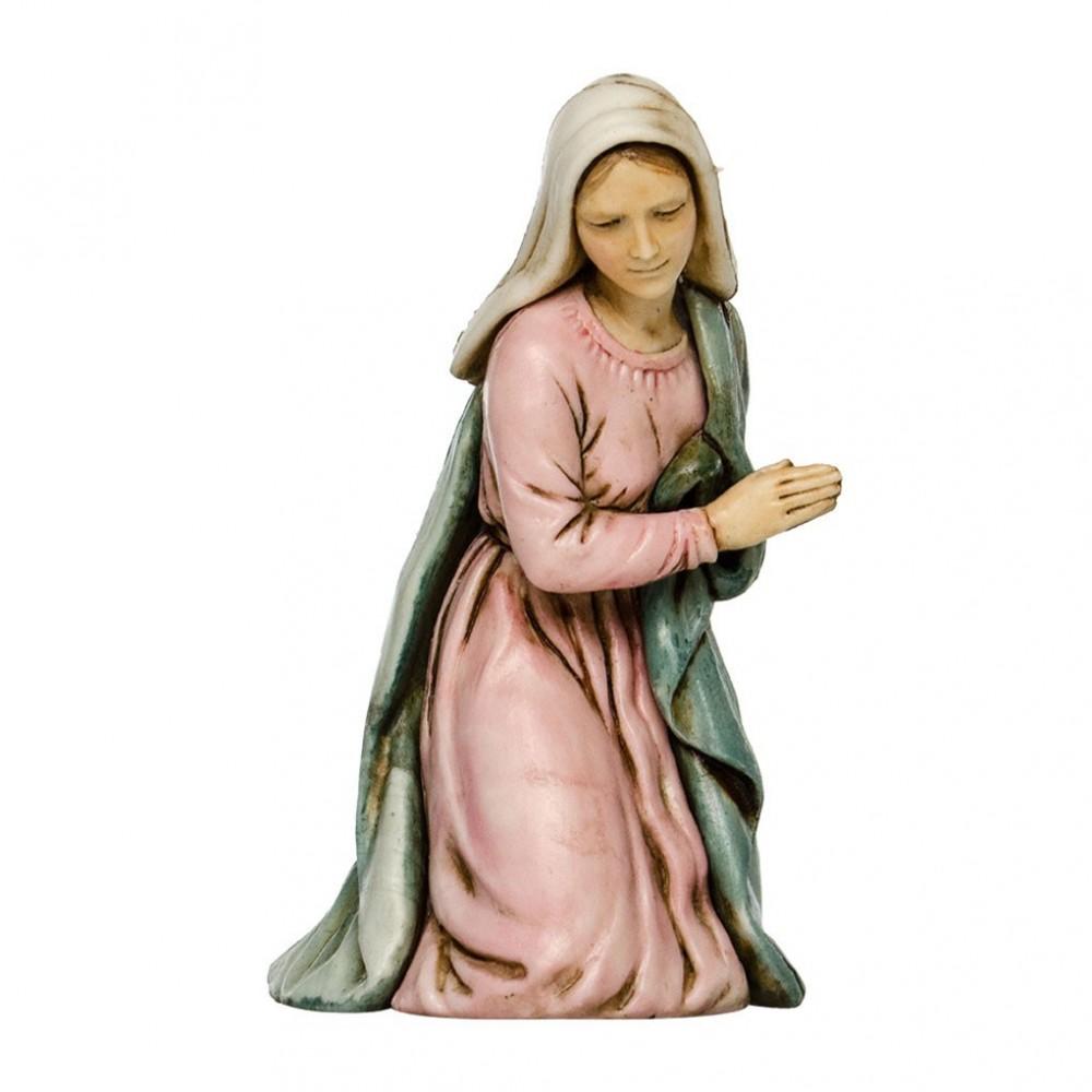 Madonna per la Natività 6 Pezzi del Presepe Landi 11 cm.
