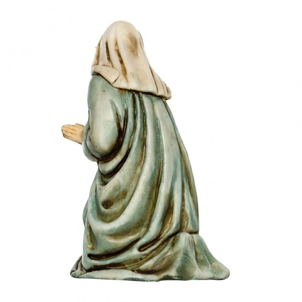 Madonna in Ginocchio per il Presepe