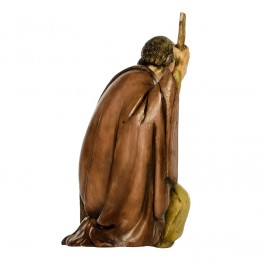 San Giuseppe in Ginocchio per il Presepe