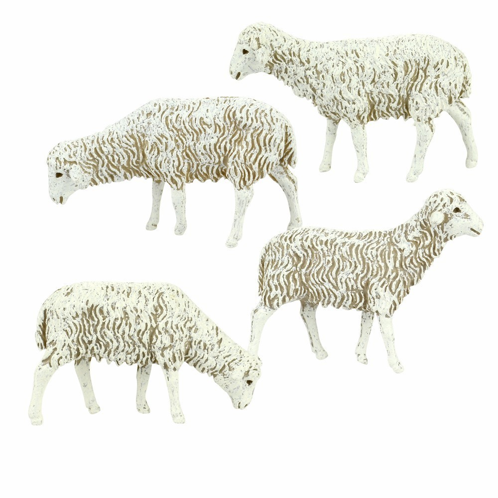 Pecore Assortite Landi cm 12