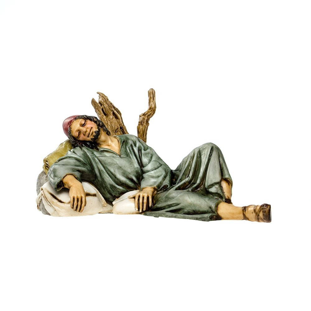 Pastore Dormiente Landi cm 13