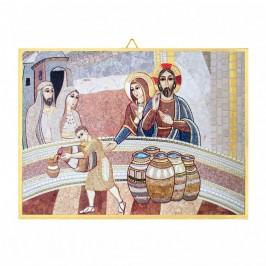 Quadretto Nozze di Cana