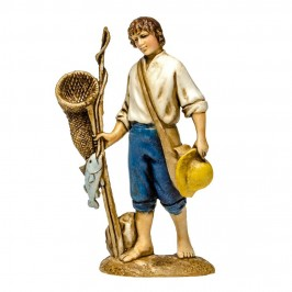 Pescatore con Retino Landi