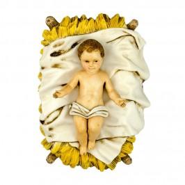Gesù Bambino in Culla per Natività