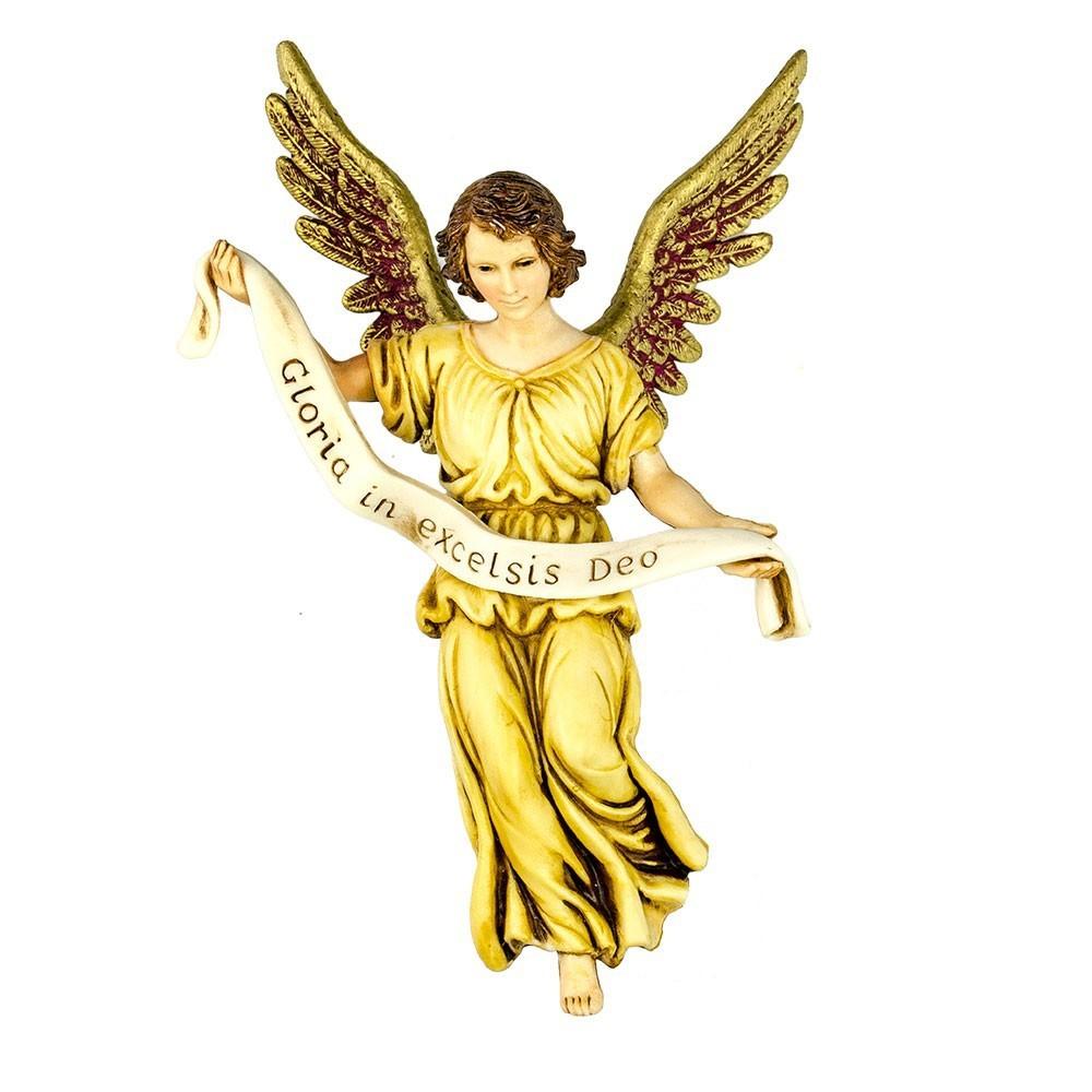 Angelo Gloria per la Natività 13 cm