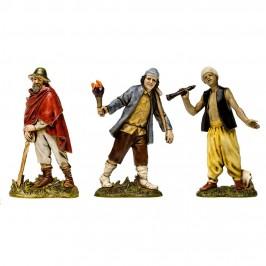 Gruppo tre figure Landi