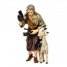 Pastore Adorante con Capra