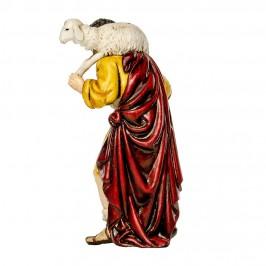 Pastore con Pecora sulle Spalle