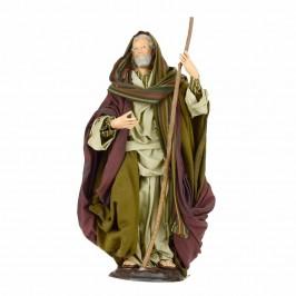San Giuseppe in Terracotta cm 30