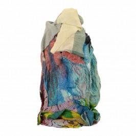 Lavandaia in Terracotta cm 8