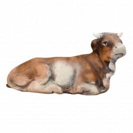 Bue in Terracotta cm 8