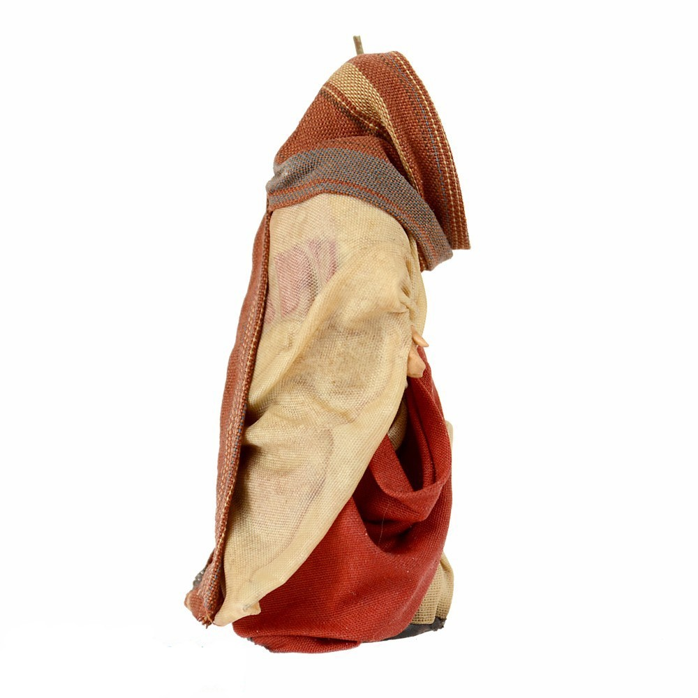Natività 5 Pz in Terracotta cm 8