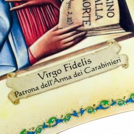Quadro Virgo Fidelis