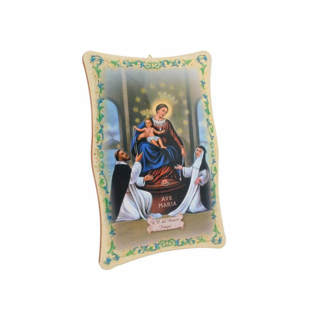 Quadro Madonna di Pompei