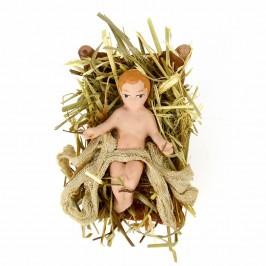 Gesù Bambino in Terracotta cm 12