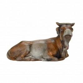 Bue in Terracotta cm 10