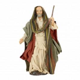 San Giuseppe in Terracotta cm 14