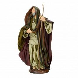 San Giuseppe in Terracotta cm 22