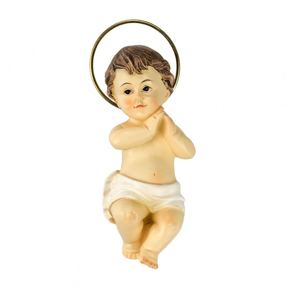 Gesù Bambino in Resina 10 cm