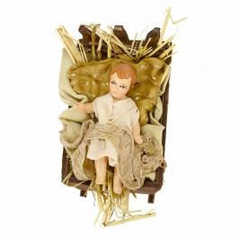 Gesù Bambino in Terracotta cm 22