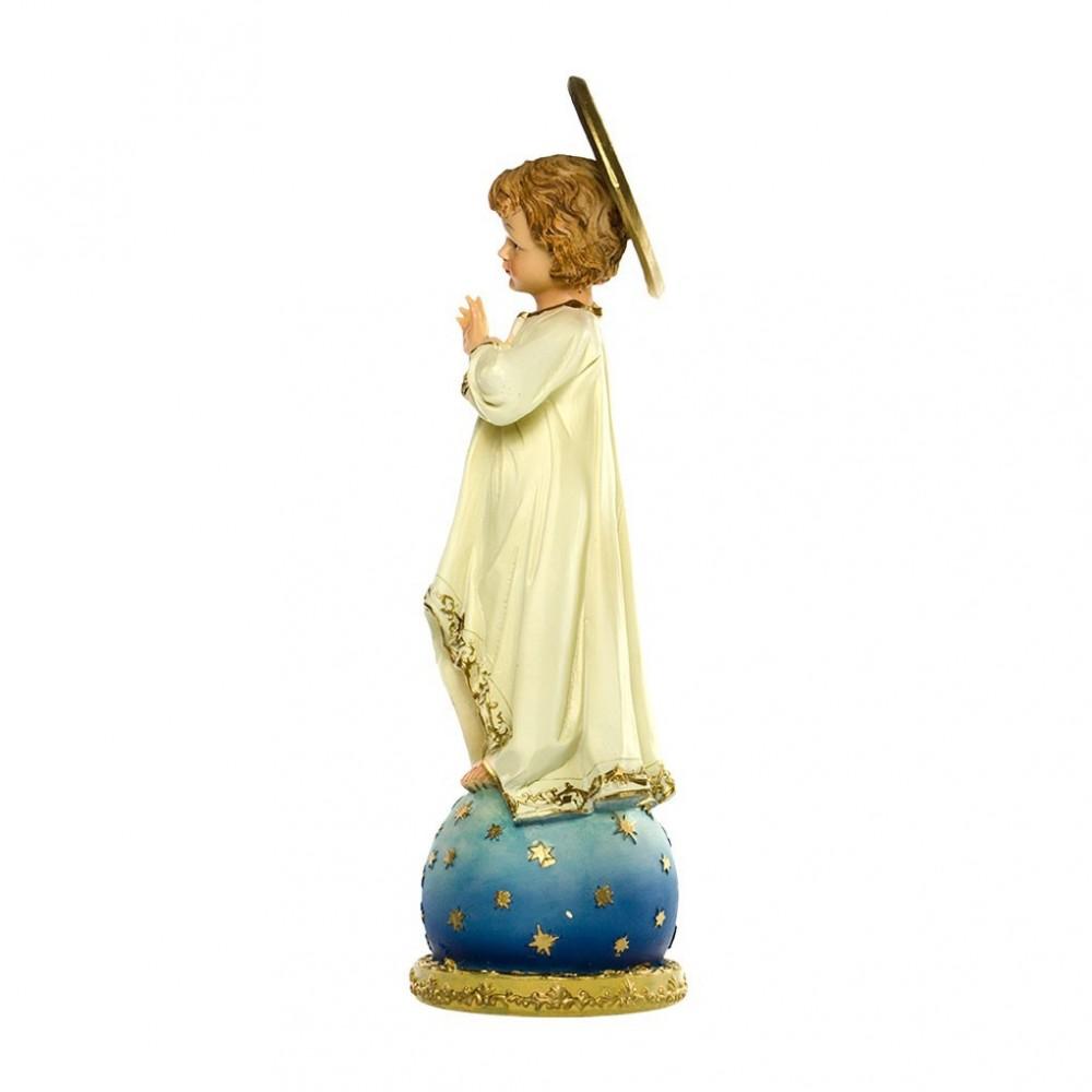 Gesù Bambino Benedicente H 30 cm