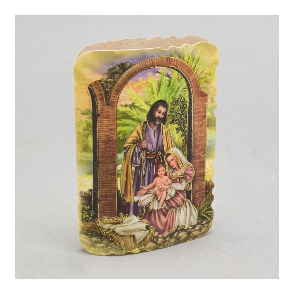 Strappino Natalizio con Gesù Bambino