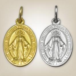 Medaglia Miracolosa in Alluminio