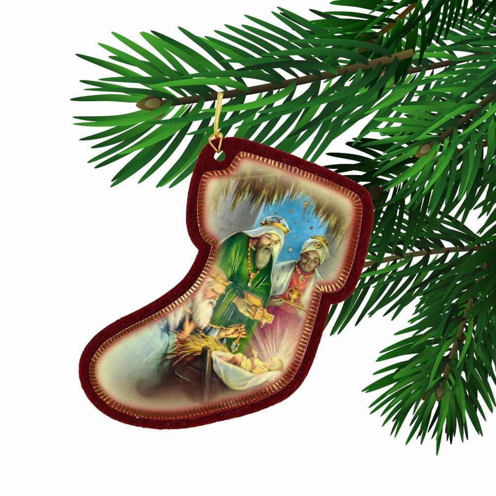 Decoro di Natale Profumato