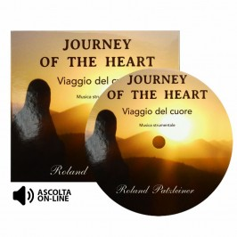 CD Journey of The Heart  Viaggio del Cuore