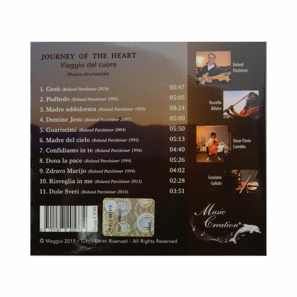 CD Journey of The Heart  Viaggio del Cuore