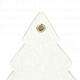 Alberello di Natale Linea White Chic
