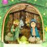 Confezione Cartoncino con Gesù Bambino