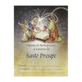 Diploma Pergamena Natale