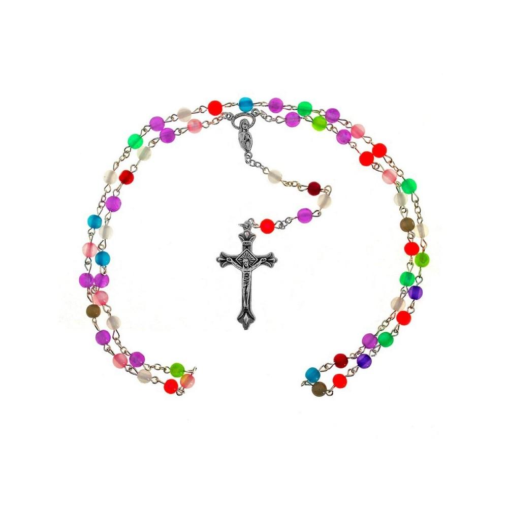 Rosario Grani Acrilici Multicolor