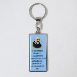 Portachiave Padre Pio