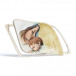 Quadretto in legno Immagine Maternità