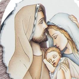 Bomboniera Quadretto con Sacra Famiglia