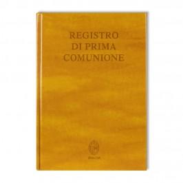 Registro di Prima Comunione