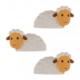 Gruppo Tre Pecorelle in Resina