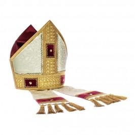 Mitria per Vescovo con Applicazioni