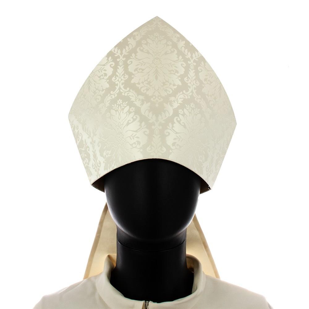 Mitria Vescovo in Damascato