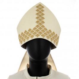 Mitria Vescovo in Pura Lana