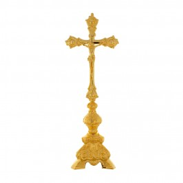Croce da Altare in Ottone