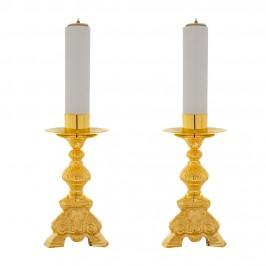 Coppia Candelieri per Altare