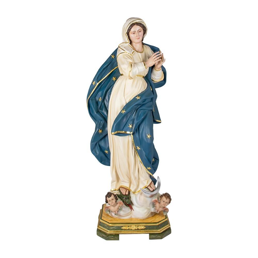 Statua Madonna Immacolata 145 cm