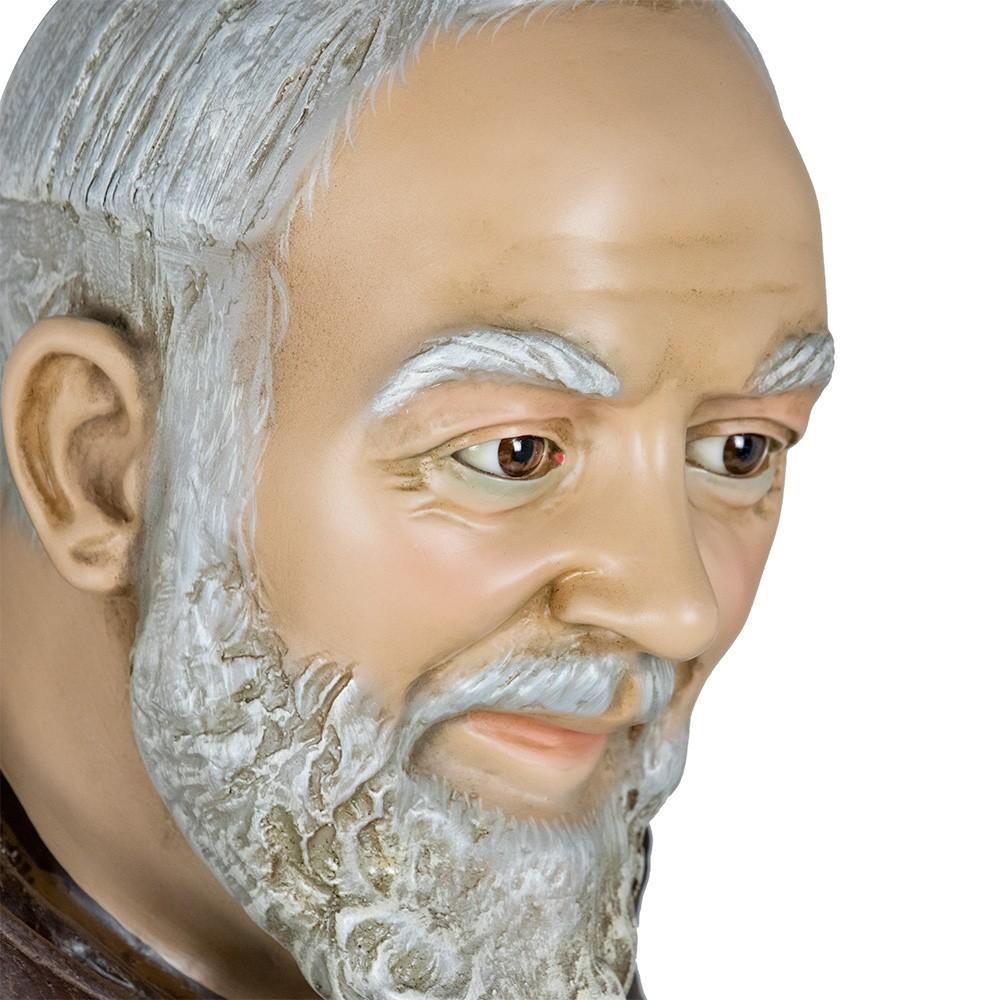 Statua Padre Pio 110 cm
