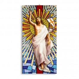 Quadro su Tela Gesù risorto