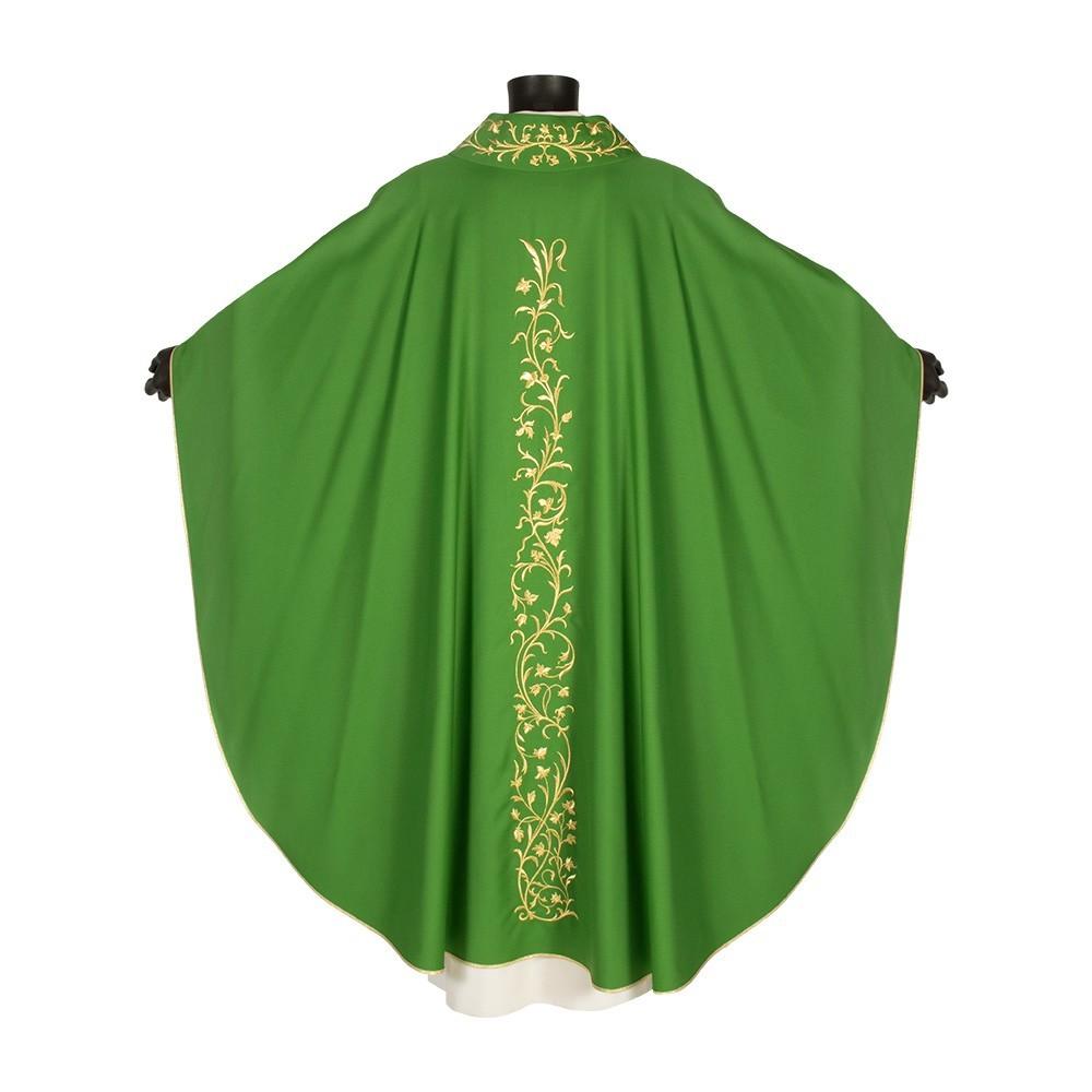 Casula del Sacerdote Ricamata